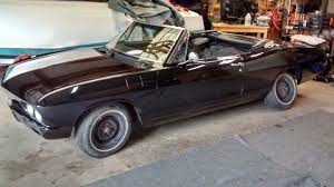 1966 Chevrolet Corvair Homecoming: Safe Again In The Shop | Hemmings ... Corvair With A V8 Stuck In The Middle Engine Swap Depot For 4000 Pickup Twice The 1961 Chevrolet For Sale Classiccarscom Cc813676 1962 95 Rampside Barn Find Truck Patina Very Rare Sale On Bat Auctions Sold Affordable Classic 1964 Convertible Motor Trend 1963 Nice Original Ca Car Cars Auction Results And Sales Data Greenbrier Van Chevy Used Car Maricopa