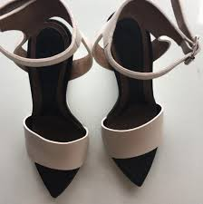 marni chrome leather ankle wrap sandals ivory wedges on sale 59