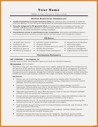 Recruiter Resume Examples Awesome Worker Sample Best Email
