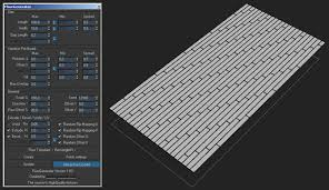 Floor Materials For 3ds Max by Free Scripts For 3ds Max