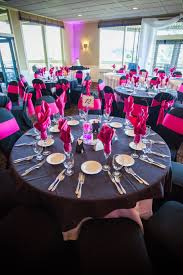 Pink & Black Wedding. Black Chair Covers, Pink Sashes, Pink Napkins ... Black Tablecloths White Chair Covers Holidays And Events White Black Banquet Chair Covers Hashtag Bg Sashes Noretas Decor Inc Cover Stretch Elastic Ding Room Wedding Spandex Folding Party Decorations Beautifull Silver Sash Table Weddings With Classic Set The Mood Joannes Event Rentals Presyo Ng Washable Pink Wedding Sashes Napkins Fvities Mns Premier Event Rental Decor Floral Provider Reception Room Red Interior