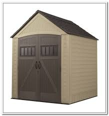 rubbermaid roughneck gable storage shed contemporary garden