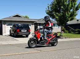 2009 Honda Ruckus Scooter Review
