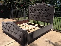 bedroom awesome king bed headboard and footboard set magnificent