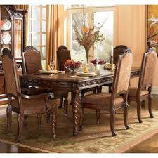 North Shore Rectangular Extension Leg Dining Table Ashley Collection