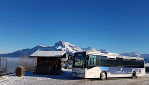 skibus hiver à combloux ot combloux