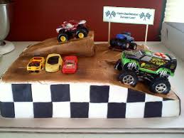 Edee's Custom Cakes: Monster Truck Birthday Monster Truck Cake My First Wonky Decopac Decoset 14 Sheet Decorating Effies Goodies Pinkblack 25th Birthday Beth Anns Tire And 10 Cake Truck Stones We Flickr Cakecentralcom Edees Custom Cakes Birthday 2d Aeroplane Tractor Sensational Suga Its Fun 4 Me How To Position A In The Air Amazoncom Decoration Toys Games Design Parenting Ideas Little