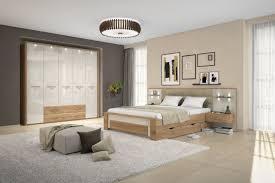 schlafzimmer komplett set a gataivai 10 teilig farbe beige hochglanz walnuss