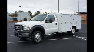 100 Lube Truck For Sale 2006 FORD F550 MECHANICS LUBE TRUCK UTILITY SERVICE FOR SALE YouTube