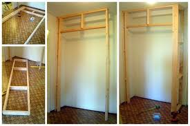 Wardrobes Flat Pack Wardrobes Sliding by Built In Wardrobe 10 Steps With Pictures