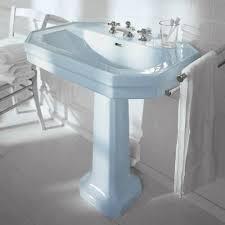 Duravit Vero Pedestal Sink by Duravit D10005 D10006 1930 Series Washbasin 23 1 2 Sink And