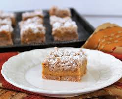 Pumpkin Pie Cheesecake Snickerdoodles by Gluten Free U0026 Egg Free Snickerdoodle Pumpkin Pie Crumb Bars Life