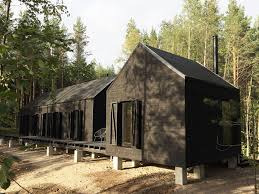 100 Minimalist Cabins Holiday Home Of The Week A Minimalist Finnish Mkki In The Woods