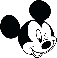 Mickey Mouse Color Pages Online Coloring Halloween Free Big Birthday Pdf