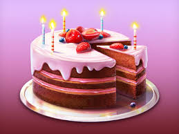Birdhday cake