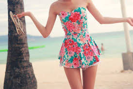 Dress Summer And Beach Image Hot Beauty Clothes Cute