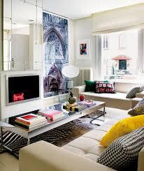 kleines wohnzimmer einrichten zebrateppich freshouse