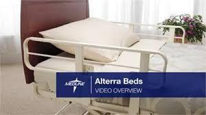 Medline Hospital Bed by Medline Alterra 1232 Hi Low Full Electric Hospital Bed Hospital Bed