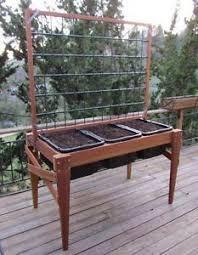 Waist High Raised Garden Beds