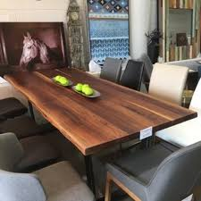 19 Dining Room Furniture Montreal 2loons 6 Foot Solid Walnut Floor Model Sale