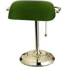 Green Bankers Lamp Shade Replacement by Green Banker U0027s Lamp Glass Shade Walmart Com