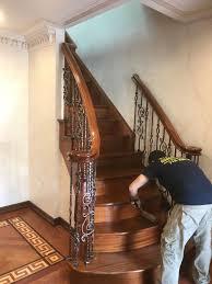 Santos Mahogany Hardwood Flooring by Floor Sanding Nyc Wood Floor Sanding New York