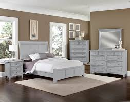 Vaughan Bassett Reflections Dresser by Grey By Virginia House