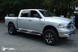 Dodge Ram 1500 Dune - D524 Gallery - Fuel Off-Road Wheels