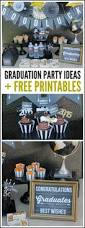 Graduation Table Decorations Homemade by Graduation Party Ideas Free Printables Free Printables Grad