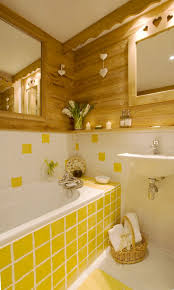 Yellow And Grey Bathroom Accessories Uk by Adorable Yellow Bathroom Tiles Yellowe Decorating Ideas Grout