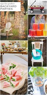 7 Tips For Fabulous Backyard Parties