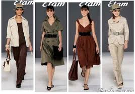 etam prêt à porter collection printemps eté 2008 maxitendance