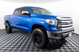 Used Lifted 2017 Toyota Tundra 1794 TRD Off Road 4x4 Truck For Sale ... Toyota Hilux 9697 De Lajeadors Truck Ideas Pinterest For Sale 1985 4x4 Pickup Solid Axle Efi 22re 4wd Filetoyota 3140373008jpg Wikimedia Commons Used 2013 Toyota Ta A Trd Sport 44 For Of Tacoma New 2018 Tundra Crewmax Platinum In Wichita Ks 1982 Sr5 Short Bed Monster Lifted Custom 2016 V6 Limited Review Car And Driver Classics On Autotrader 1986 Cab Trucks Trd 40598 Httpswwwfacebookcomaxletwisters4x4photosa Nice Price Or Crack Pipe 25kmile 4wd 6000