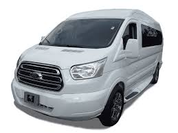 Fully-Equipped Conversion Van Rentals In Newark New Jersey