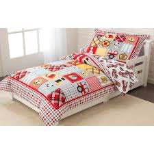 KidKraft Fire Truck Toddler Bedding - 77003 - Walmart.com