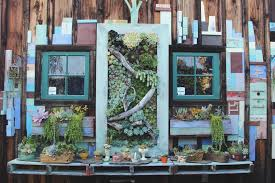 This Vertical Frame Succulent Wall Was Voted Best Plant Art By San Diego Magazine August