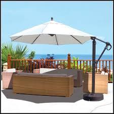 Cantilever Patio Umbrellas Sams Club by Cantilever Patio Umbrellas Bed Bath And Beyond Patios Home