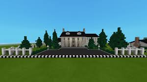 Neoclassical House A Neoclassical Mansion I Ve Finished After A Of Days