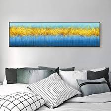 gudojk leinwandmalerei wandbild lange größe nordic poster