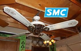 Smc Ceiling Fan Blades by Smc A52 Ceiling Fan Victorian Ind Co R A52 M Hd Remake Youtube