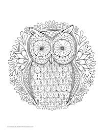 Stress Relief Coloring Pages Printable