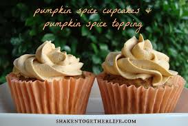 Spring Hope Pumpkin Festival 2014 by Pumpkin Spice Cupcakes U0026 Topping 5 Ingredients For Both