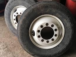100 Recap Truck Tires For Sale Two 1100R225 Herreid SD