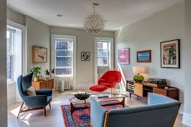 Mid Century Modern Furniture With Arm Chair And