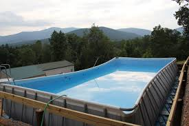 Tub Overflow Gasket Walmart by Diy 32x16 Ish Pool On Steep Slope Page 4