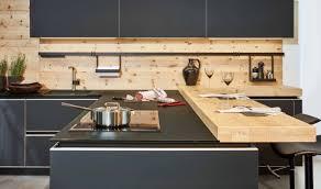 küche grau holz küche anthrazit küche holz küchen design