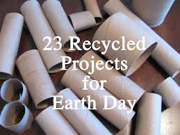 23 Kids Art Projects Using Recycled MaterialsFor Earth Day Or With And Craft For Materials
