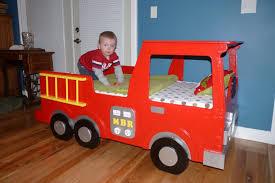 Modern Fire Truck Toddler Bed — Ccrcroselawn Design : Best Fire ...