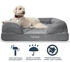Tempur Pedic Dog Beds by Puplounge Memory Foam Orthopedic Bed Treat A Dog Shop Usa