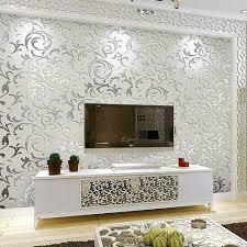 papel pintado no tejido 3d papel de pared diseño barroco